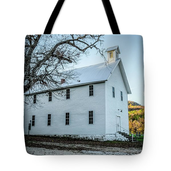 Boxley Community Center Tote Bag