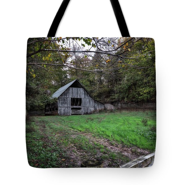 Boxley Valley Tote Bag