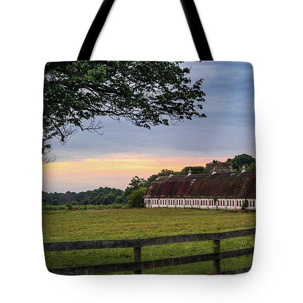 Boxwood Farm Tote Bag