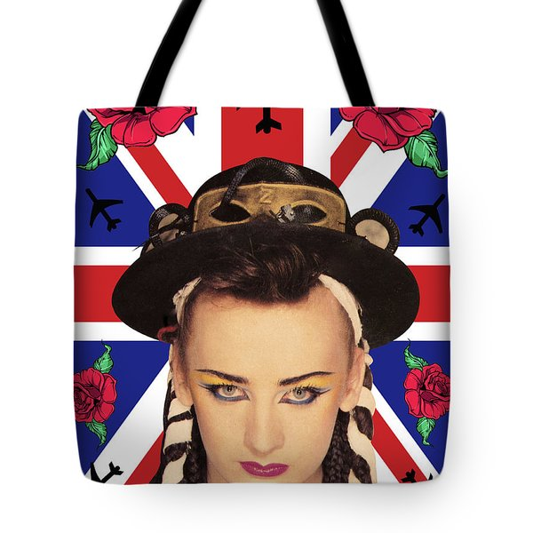 boy George 7 Tote Bag