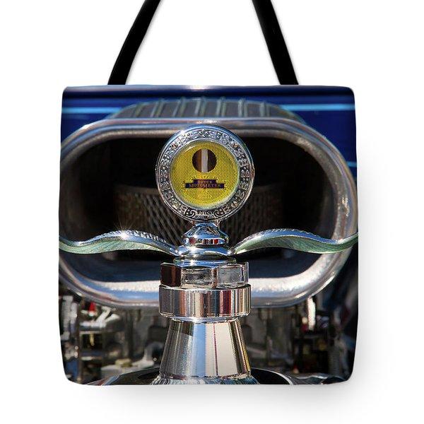 Boyce Motometer Tote Bag