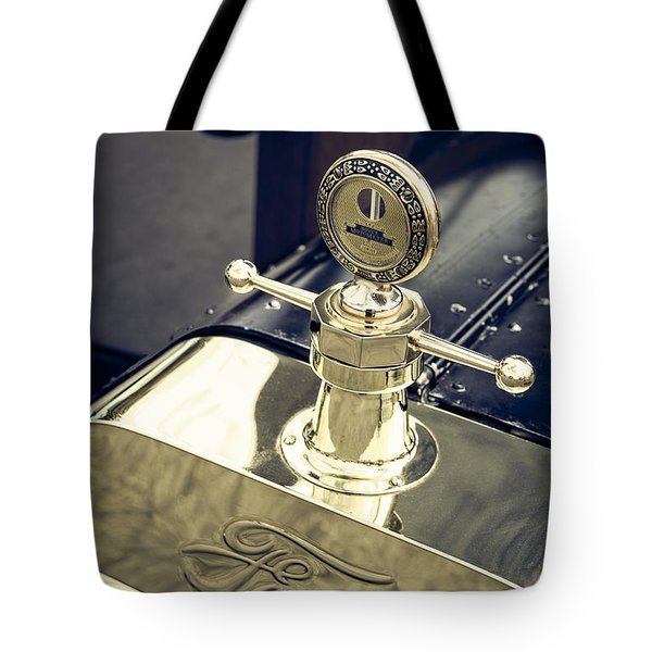 Boyce Motometer Tote Bag by Caitlyn  Grasso