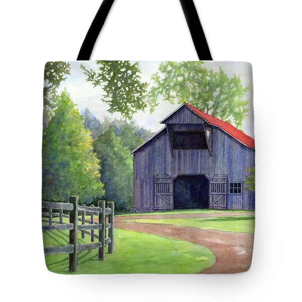 Boyd Mill Barn Tote Bag