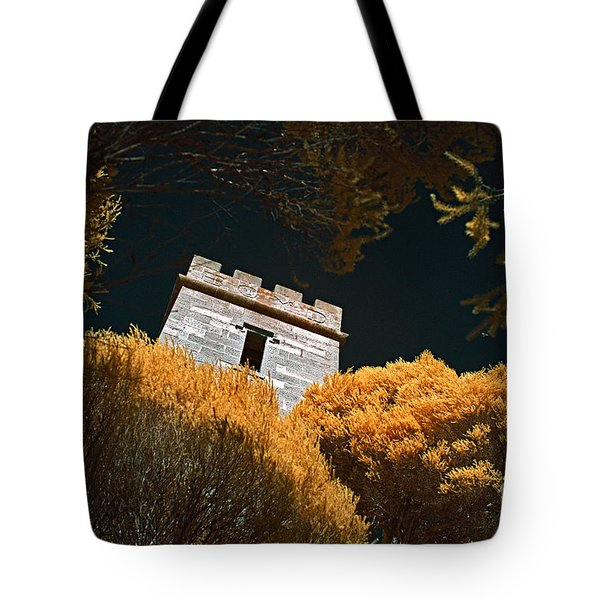 Boyd Tower Tote Bag