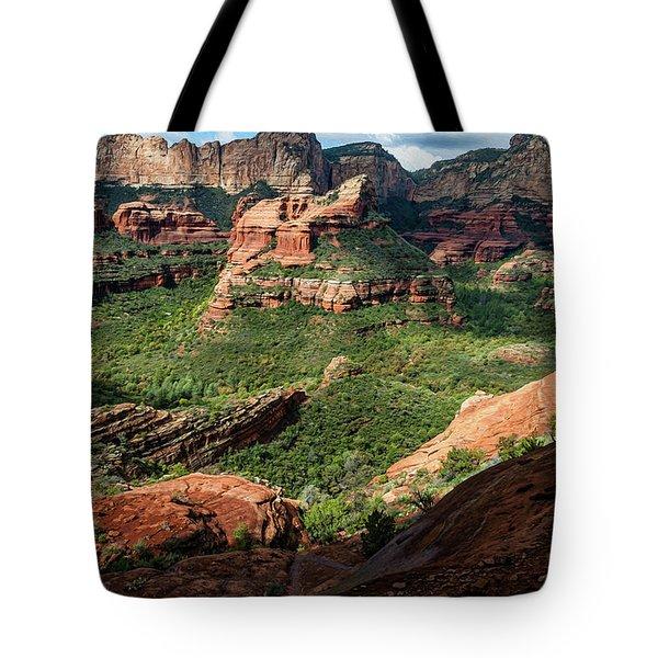 Boynton Canyon 05-942 Tote Bag