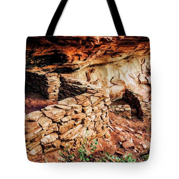 Boynton Canyon 08-012 Tote Bag