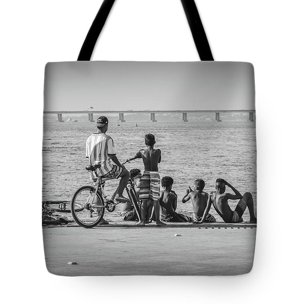 Boys From Brazil Tote Bag