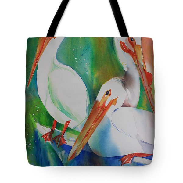 Boyz In The Hood Tote Bag by Tara Moorman