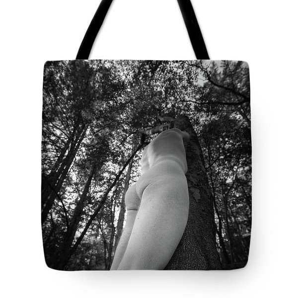 Tote Bag featuring the photograph BP by Catherine Lau