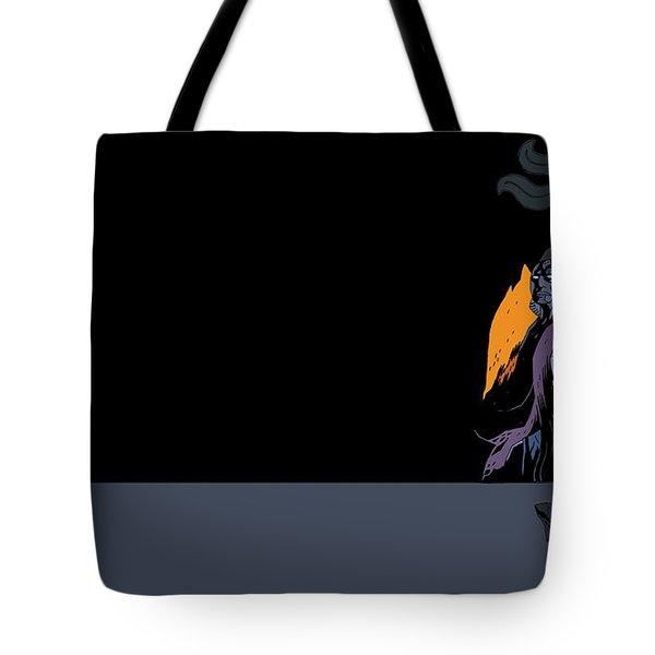 B.p.r.d. The Universal Machine Tote Bag