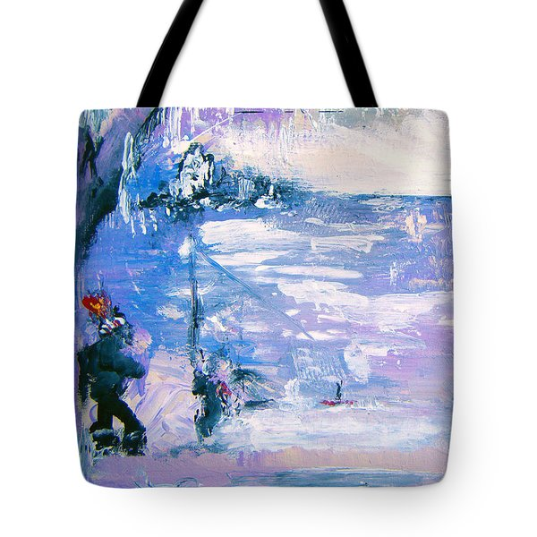 Be Brave By Colleen Ranney Tote Bag