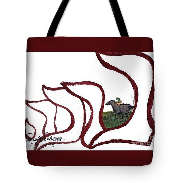 Bracha Nf1-135 Tote Bag