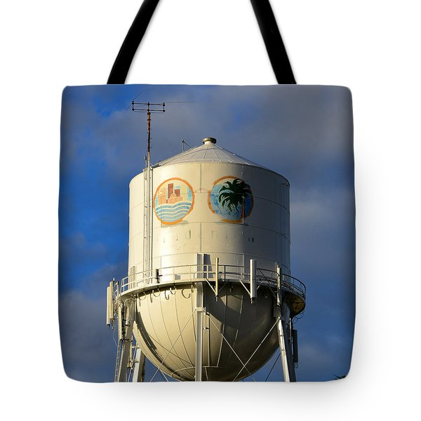 Bradenton Water Tower  Tote Bag