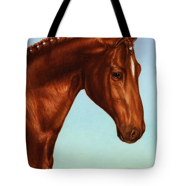Braided Tote Bag by James W Johnson