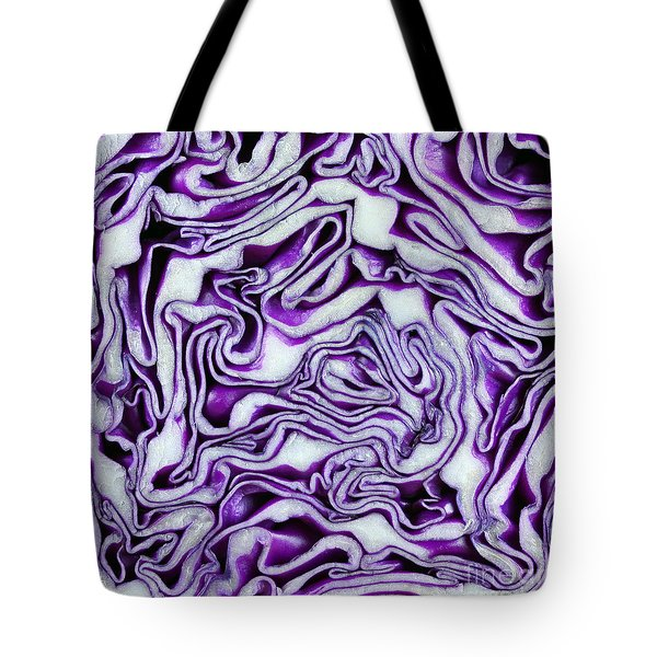 Tote Bag featuring the photograph Brain Food by Denise Pohl