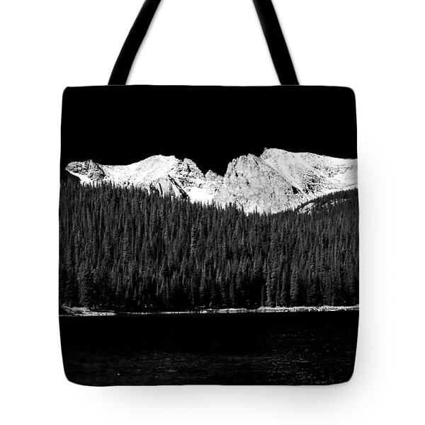 Brainard Lake - Indian Peaks Tote Bag by James BO  Insogna