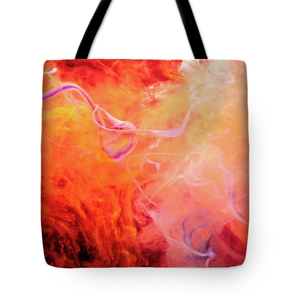 Brainstorm - Fine Art Photography Tote Bag by Modern Art Prints