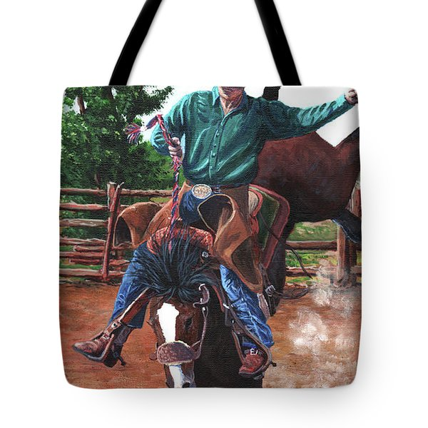 Braking Stock Tote Bag