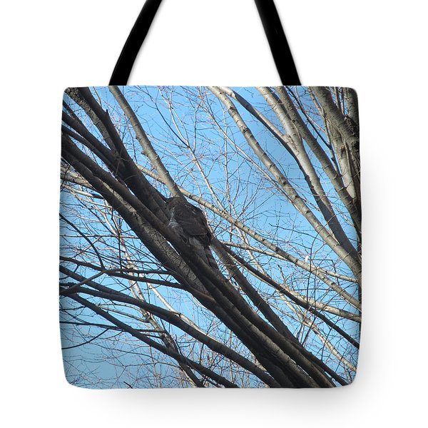 Branch Art Tote Bag