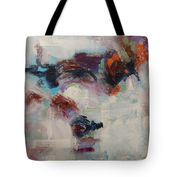 Brand New Vision Tote Bag by Sue Furrow