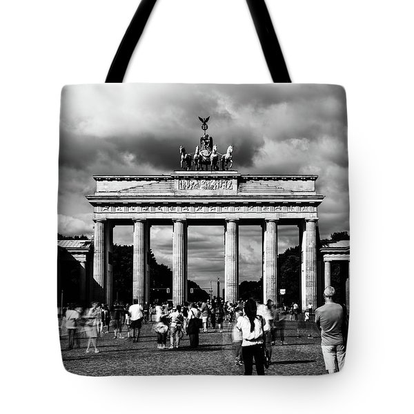 Brandenburg Gate Tote Bag