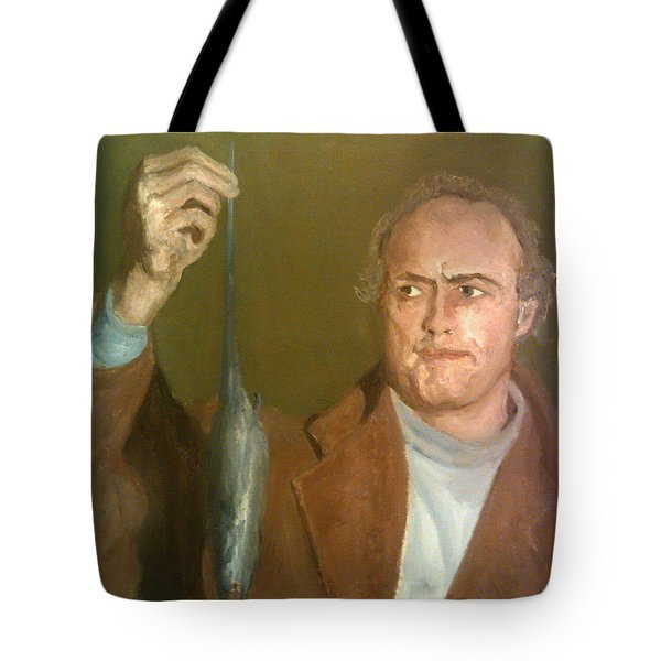 Brando And The Rat Tote Bag