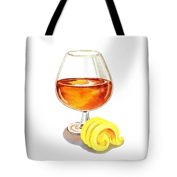 Brandy Butter Tote Bag