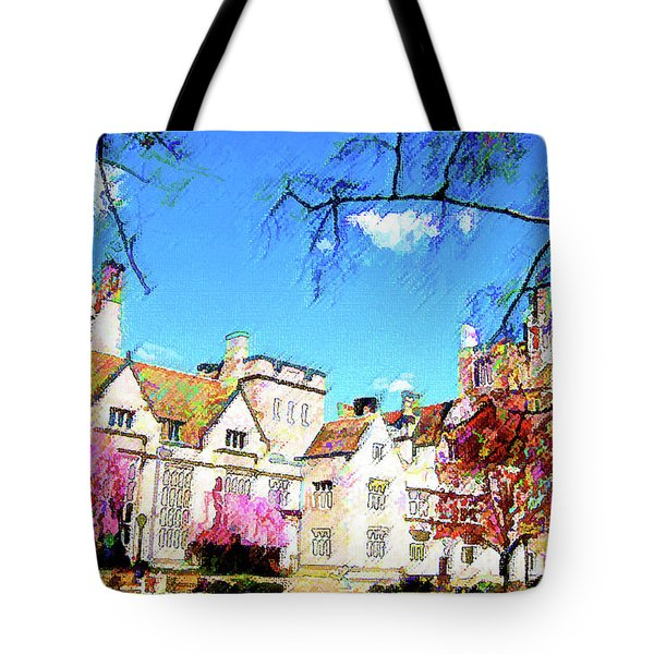 Branford Tote Bag