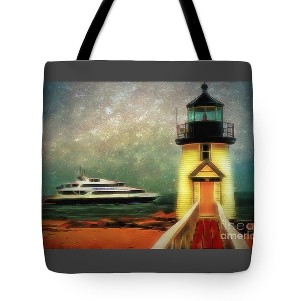 Brant Tote Bag by Jack Torcello