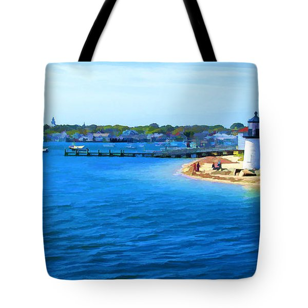 Brant Point Tote Bag