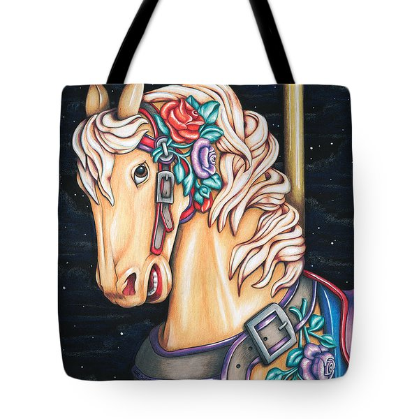 Brass Ring II Tote Bag