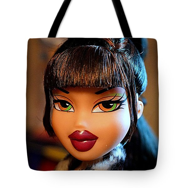 Bratz Funk Out Jade Tote Bag