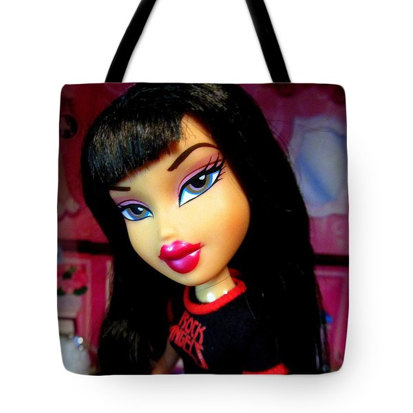 Bratz Strut It Jade Tote Bag