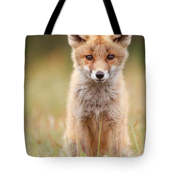 7331c240703a Brave New Fox Kit Tote Bag Brave New Fox Kit. Roeselien Raimond