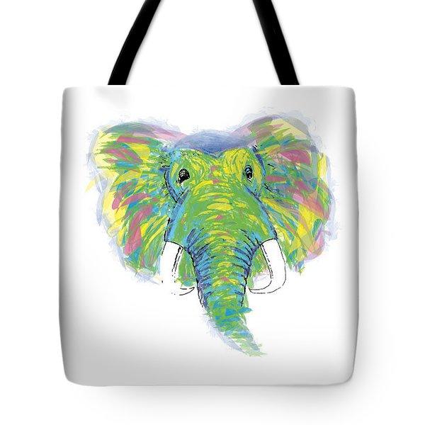 Brave Soul Tote Bag