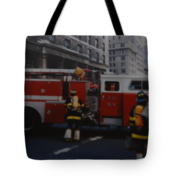 Bravest Of The Brave Tote Bag by Rob Hans