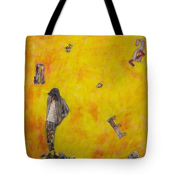 Brazen Tote Bag