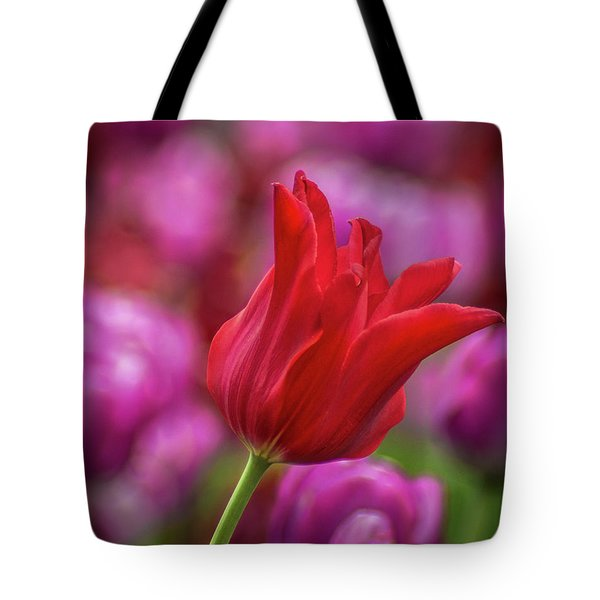 Tote Bag featuring the photograph Brazenly Delicate by Bill Pevlor