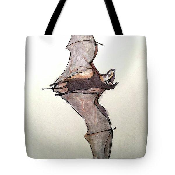 Brazilian Free-tailed Bat Tote Bag