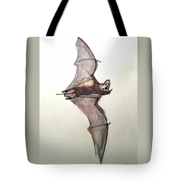 Brazilian Free-tailed Bat Tote Bag