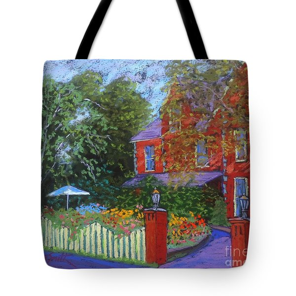 Bread And Roses B And B Tote Bag