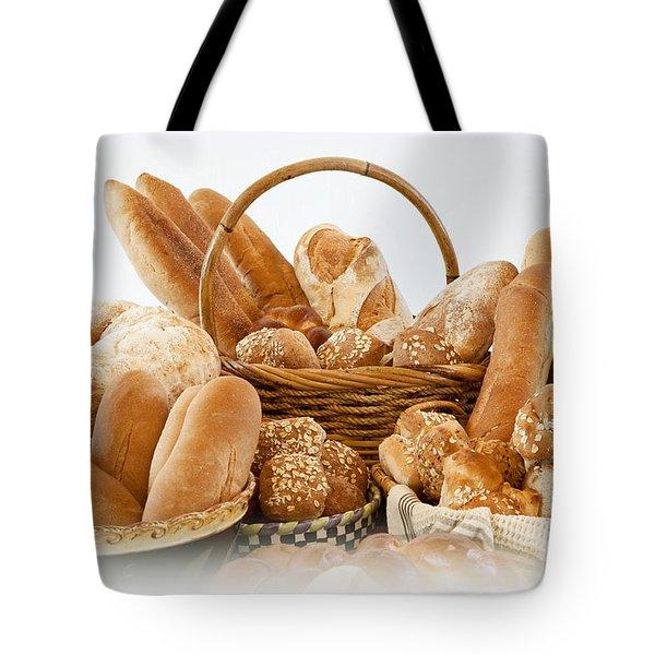 Bread Arrangement #1 Tote Bag