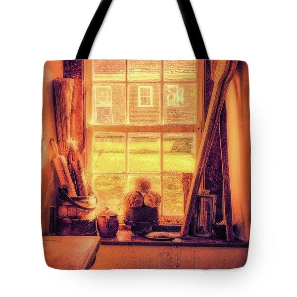 Bread In The Window Tote Bag