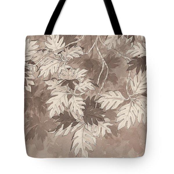 Breadfruit Tree Tote Bag