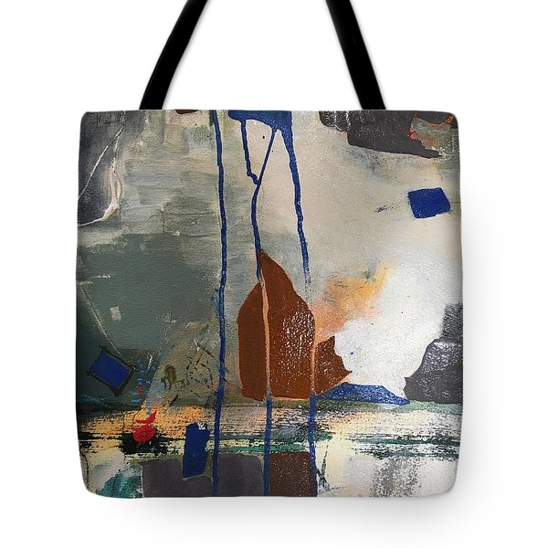 Break Of Day Tote Bag