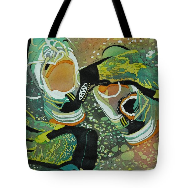 Break Time Tote Bag by Terry Honstead