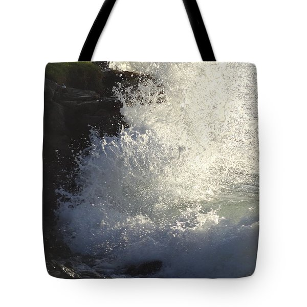 Breakers Tote Bag