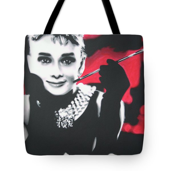 Breakfast At Tiffany's Tote Bag