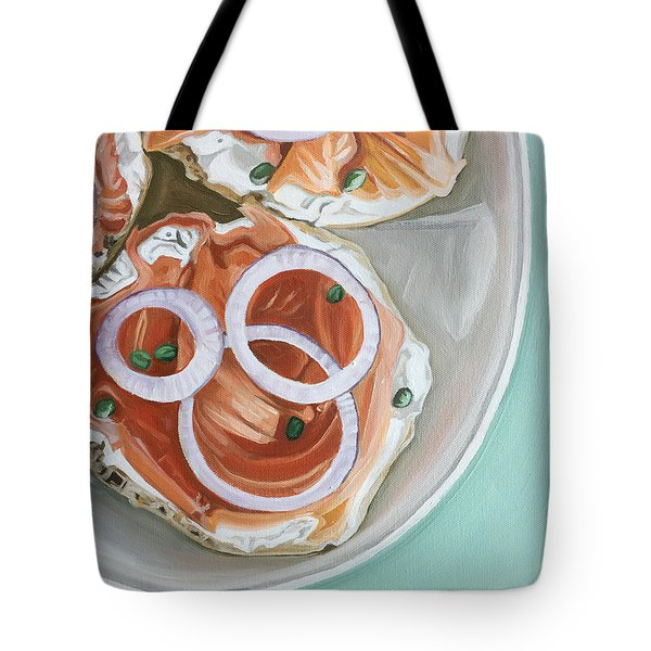 Breakfast Delight Tote Bag