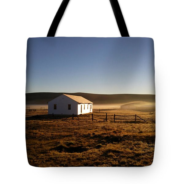 Breakfast In The Air Tote Bag